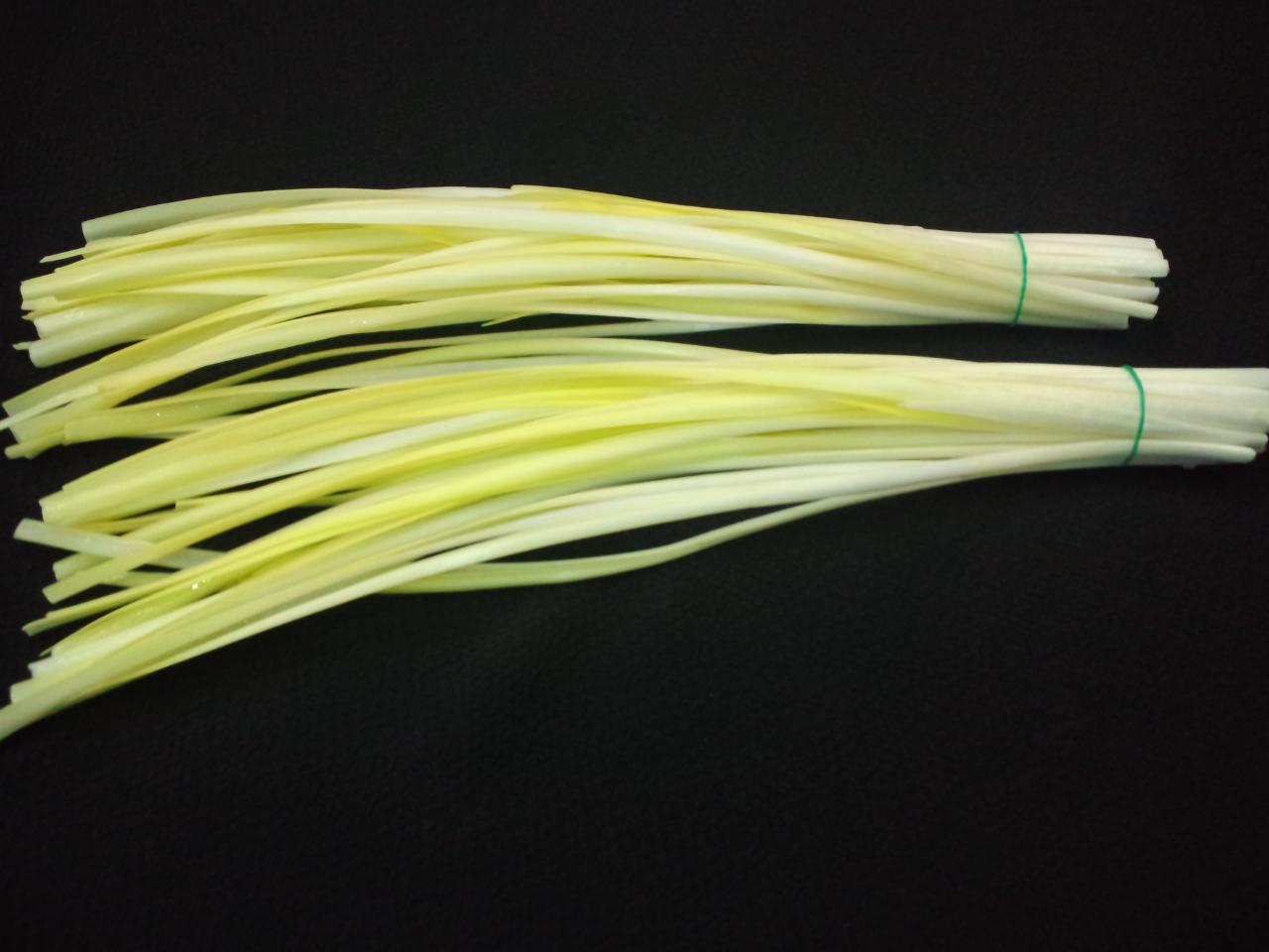 野菜のお寿司(黄ニラ)